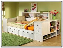 bookcase daybed with storage bookcase daybed with storage and trundle storage designs
