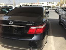 lexus ls 460 dubai lexus ls 460 black 2008 for sale u2013 kargal uae u2013april 11 2017