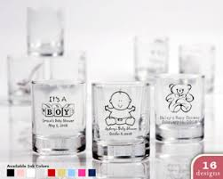 personalized baby shower favors personalized glass votive holder baby shower personalized