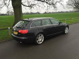 used 2008 audi a6 tdi le mans edition for sale in london pistonheads
