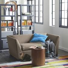 Sleeper Loveseats For Small Spaces Small And Stylish Sleeper Sofas