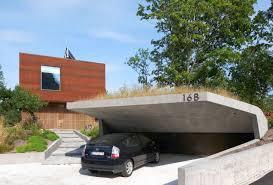 hillside garage plans modern garage designs and inspiration for hillside houses