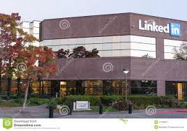 Exterior View Exterior View Of Linkedin U0027s Corporate Headquarters Editorial