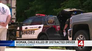 halloween city monroe mi woman 5 year old child killed by distracted driver in monroe