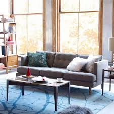 West Elm Sofa Bed by How To Buy A Sectional Sofa