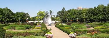 Columbus Topiary Garden - okay i love columbus garden rant