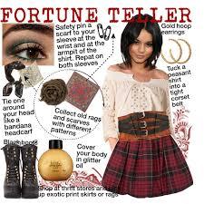 Fortune Teller Halloween Costume Diy Halloween Fortune Teller Gypsy Princess U003c3 Polyvore