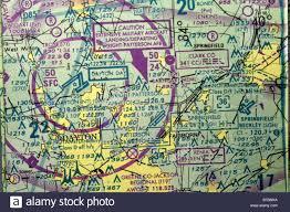 Map Of Dayton Ohio by Portion Of Us Sectional Aeronautical Chart Showing Dayton Ohio And