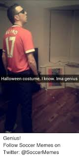 halloween costume i know ima genius genius follow soccer memes on