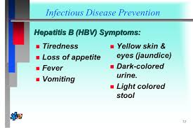 symptoms of hbv light colored stool infectious disease prevention saving the lives of our providers