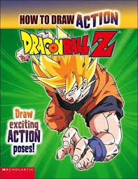 draw action dragon ball michael teitelbaum