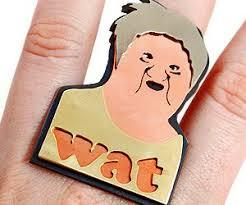 Wat Lady Meme - wat lady meme ring buy this bling