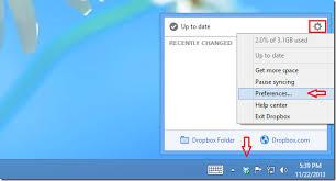 dropbox windows daily windows tips move dropbox folder to external drives