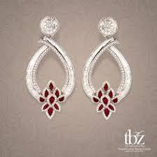 diamond earrings philippines emerald and diamond earrings haute earrings