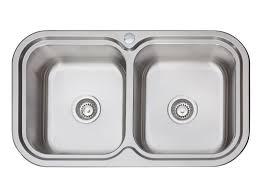 Inset Sinks Kitchen by Double Undermount Inset Sink Plumbing Items Pinterest Sinks