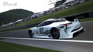 lexus lfa gt lexus sports car lfa 7 lexus lf lc gt vision gran turismo