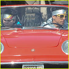 zoolander headband ben stiller cyrus wear matching headbands for zoolander 2 car