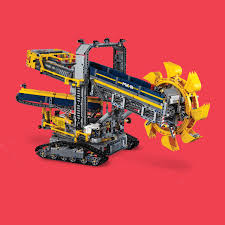 lego technic bucket wheel excavator mastermind toys is holiday u0026 wrap ready