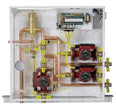 radiant heat water pump hps controls top quality pre assembled hydronic pump control
