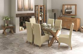 elegant white leather dining room chairs 37 photos