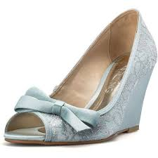 Wedding Shoes Peep Toe The 25 Best Wedding Shoes Lace Wedges Ideas On Pinterest