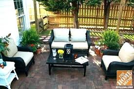 Home Depot Patio Dining Sets Home Depot Deck Furniture Creative Of Home Outdoor Furniture Home