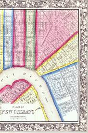 Map Of City Park New Orleans by 39 Best New Orleans Signs And Maps Images On Pinterest French