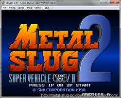 metal slug 2 apk free metal slug 2 pc metal slug pc
