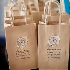 bridal shower gift bags inspired bridal shower bridal showers brown paper and twine