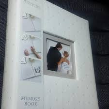 wedding memory book best brand new hallmark wedding memory book for sale in st