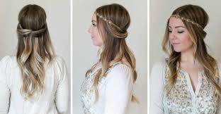 Frisuren Mit Haarband Lange Haare Anleitung by Die Coolsten Frisuren Mit Haarband Für Deine Nächste