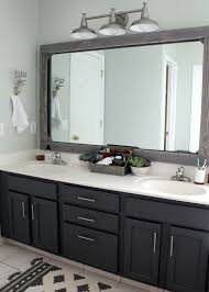 Easy Bathroom Updates by 300 Master Bathroom Remodel Master Bathrooms Small Basement