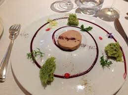 agastache cuisine terrine de foie gras chutney épicé au cassis de bourgogne et