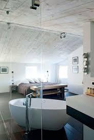 idee chambre parentale avec salle de bain suite parentale avec salle de bain sous les combles