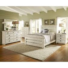 White Rustic Bedroom Sets Interesting Rustic White Bedroom Furniture Distressed Sets Best