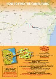 Oasis Map Oasis Camel Park