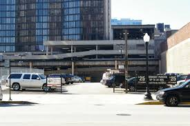 Downtown Chicago Hotels Map by 722 S Wabash Cheap Parking Chicago Chicago Hilton Parking