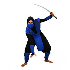 blue snake eyes costume morph costumes uk