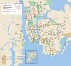 map of nyc subway ny nj jpg