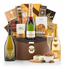 miami gifts delivered by gifttree the royal chagne gift basket luxury wine baskets a lar