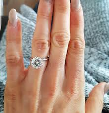 3 karat engagement ring 3 carat engagement ring new wedding ideas trends