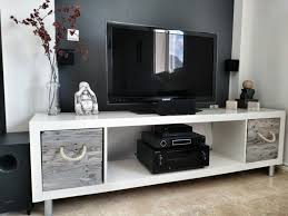 White Bookcases With Doors by Living Room With White Bookcases With Glass Doors And Tv Stand