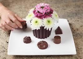 amazon com joster fleur daily cupcake flower vase raspberry