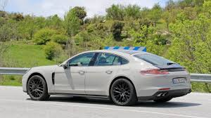 porsche panamera 2017 2017 porsche panamera everything we know
