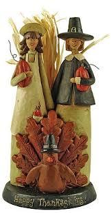 jim shore heartwood creek thanksgiving collection totem americana