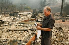 Wildfire Ash Car Wash by Couple In California Wildfire Together Since Grade Fox News