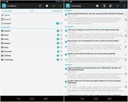 rss reader android best reader app for android