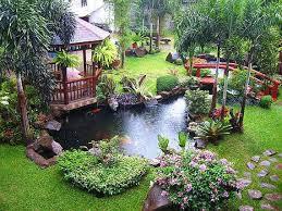 Backyard Pond Ideas 30 Beautiful Backyard Ponds And Water Garden Ideas Daily Source
