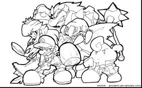 super mario bros coloring pages luigi bowser kart tutti