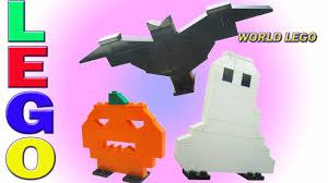 cool lego seasonal halloween mini figure set 40020 ghost